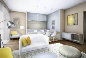 Belvárostól 5 percre 46 nm-es új lakás eladó