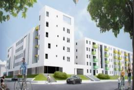 Modern új építésű 1 + fél lakás az Ispotály lakóparkban