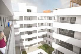 Eladó új tégla lakás, Debrecen, Belváros, Rákóczi utca