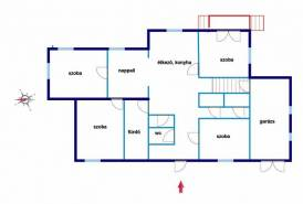 Eladó új családi ház, Debrecen, Geréby-telep