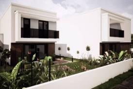 Eladó új családi ház, Debrecen, Liget lakópark